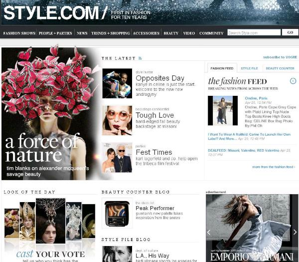 sajt koji nijedan pravi ljubitelj mode ne zaobilazi 10 modnih sajtova koje ne smete zaobići
