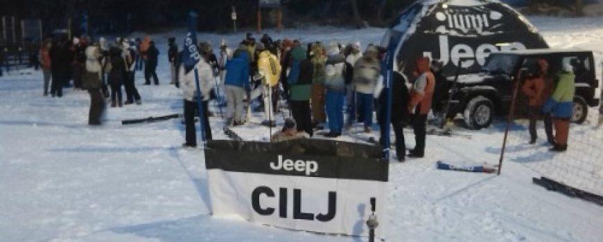 Ski&Party slalom by JEEP na Kopaoniku