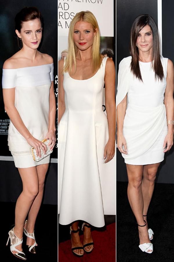trend spotting 425 Obuci trend: Bele haljine