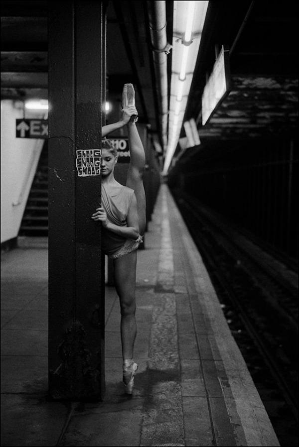 "u podzemnoj Projekat ""Balerina"""