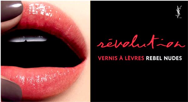 unnamed YSL: Vernis à lèvres rebel nudes