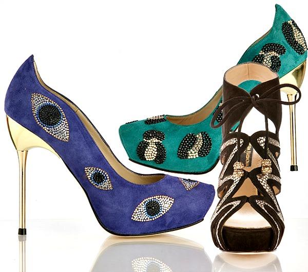 02 Cipele Kristina Hakimova Nova glamurozna kolekcija cipela sa potpisom Kristina Hakimova