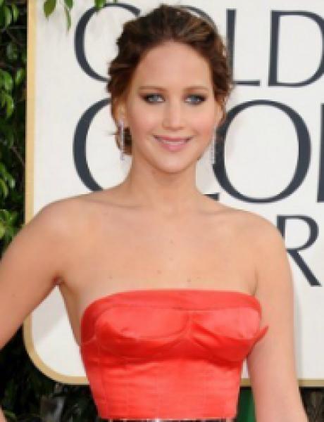 10 odevnih kombinacija: Jennifer Lawrence