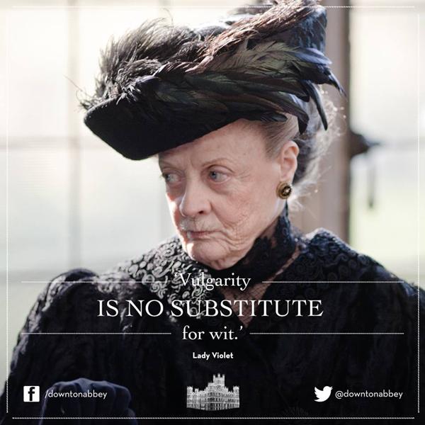 1187280 631508036889805 481154007 n Najbolji citati iz serije Downton Abbey