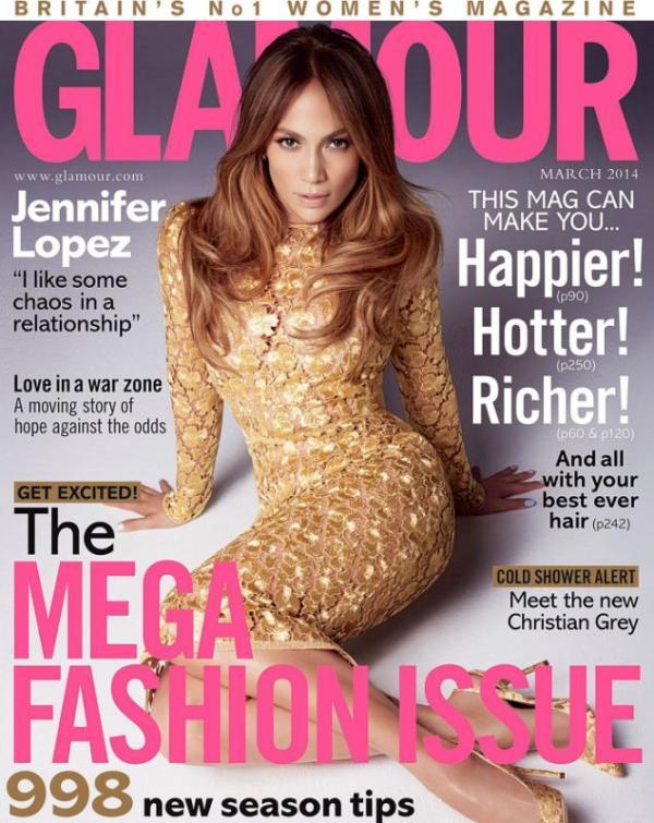 1390733409 article 2546079 1AF4573000000578 335 634x798 Jennifer Lopez: Seksi naslovnica