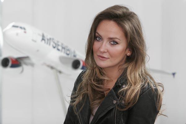 3 Ivana Milojevic Prve žene piloti u Air Serbia