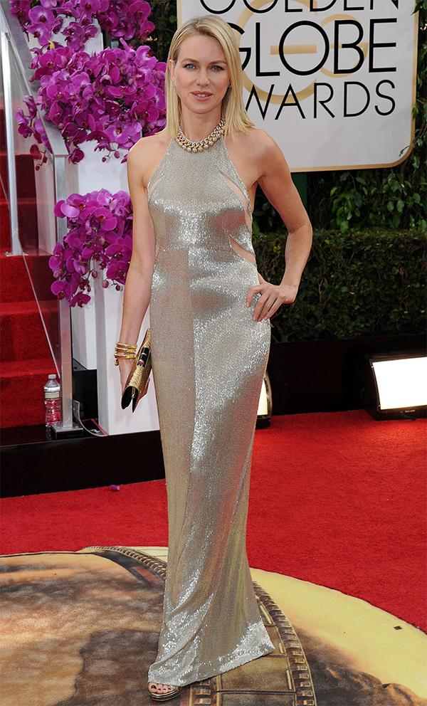 5 Naomi Watts Tom Ford One nose: Haljine sa bretelama oko vrata
