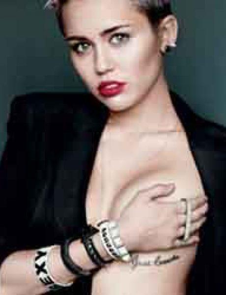 Roberto Cavalli i Miley Cyrus rade na novom projektu