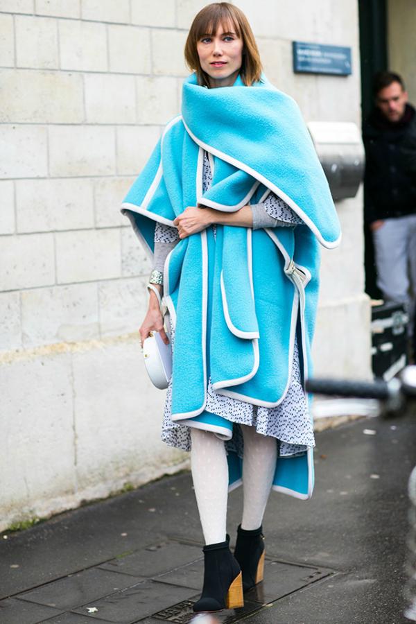 Anja Paris Haute Couture Week: Moda van modnih pisti