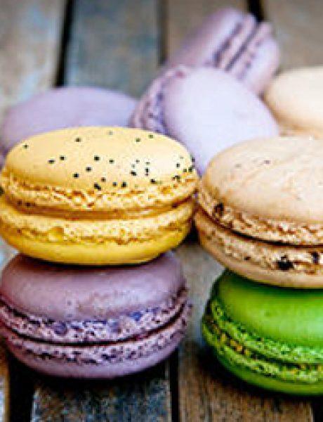 Autentične slatke kuće u Parizu: Macarons