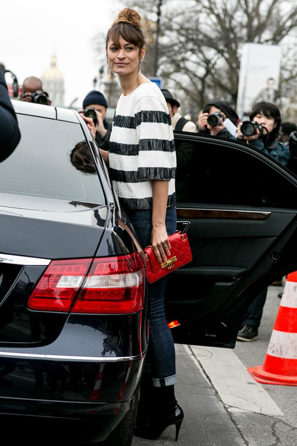 Auto Paris Haute Couture Week: Moda van modnih pisti