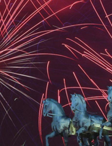 Najbolje fotografije sa dočeka Nove godine širom sveta