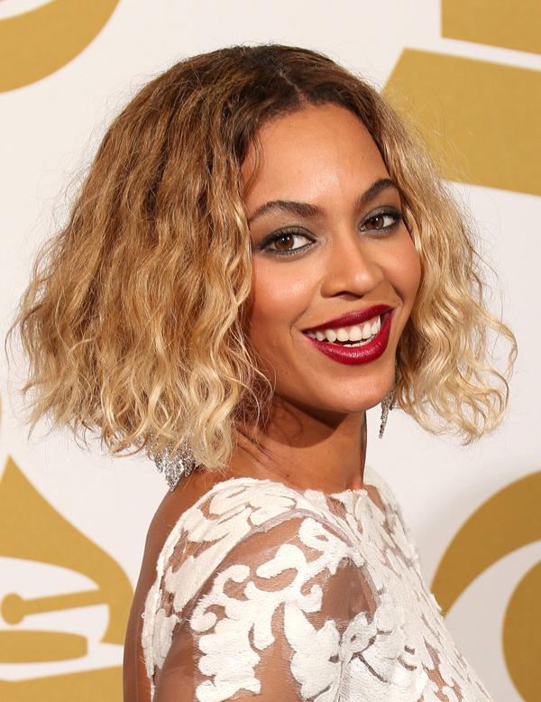 Beyoncé Bob frizure poznatih