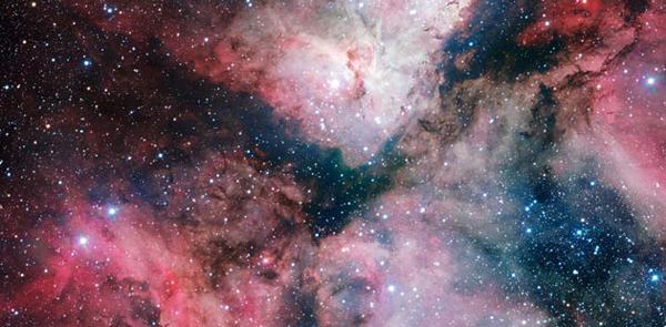Carina nebula Striptiz za pismene: Bez reda i smisla