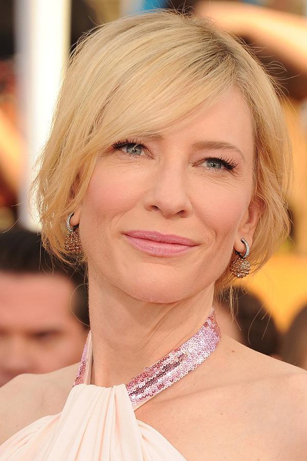 Cate Blanchett1 glamour 19jan13 rex b 592x888 Beauty trendovi: SAG Awards 2014
