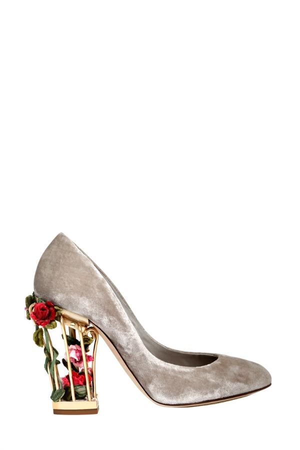 Cipele Dolce  Gabanna2 Aksesoar dana: Cipele Dolce & Gabbana