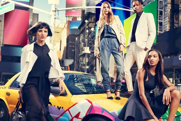 DKNY 2 DKNY: Cara Delevingne i buntovnici