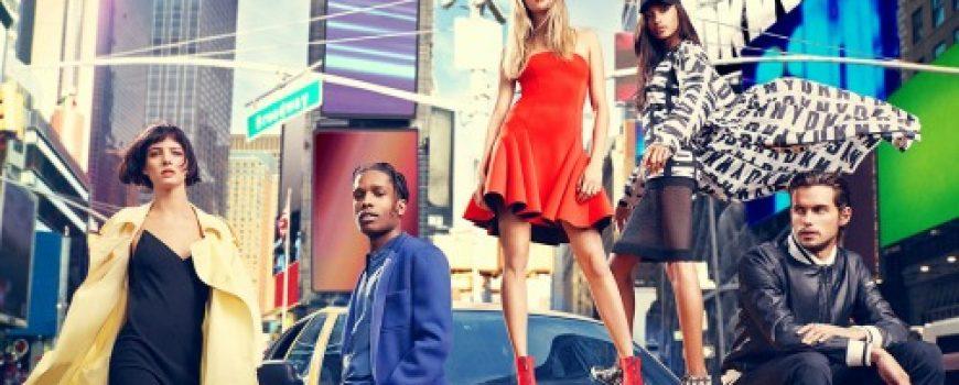 DKNY: Cara Delevingne i buntovnici