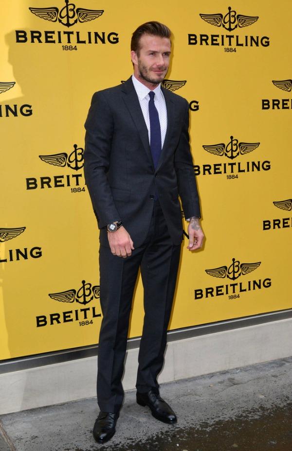 David Beckham 2 Najbolje obučeni muškarci u 2013.