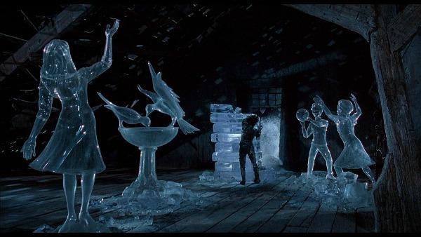Edward Scissorhands Naših 10 omiljenih snežnih filmova