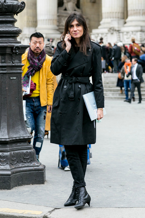 Emanuel Paris Haute Couture Week: Moda van modnih pisti