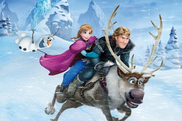 Frozen Naših 10 omiljenih snežnih filmova