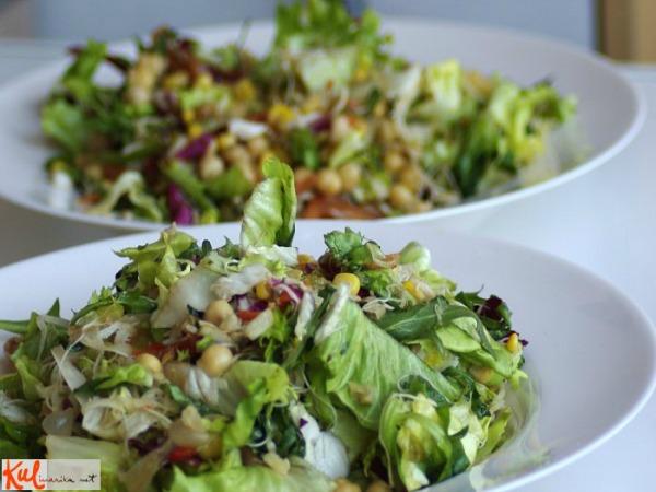 Gotova salata Domaća vitaminska salata