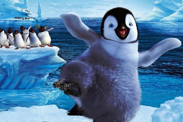 Happy Feet Naših 10 omiljenih snežnih filmova