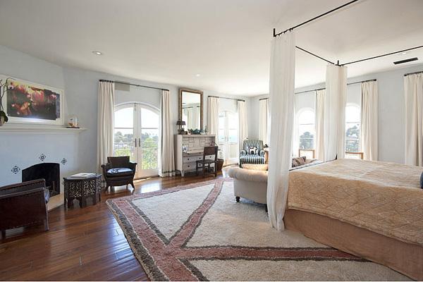 Hilary Swank Najlepše spavaće sobe poznatih