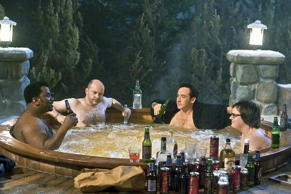 Hot Tub Time Machine Naših 10 omiljenih snežnih filmova
