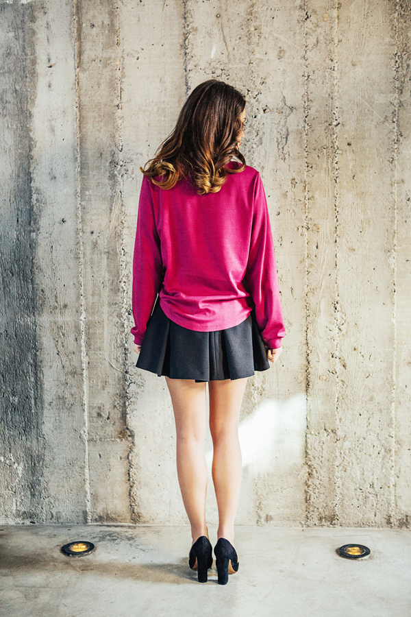 IMG 0023 Modni predlog Wannabe Collection: Duks i suknja
