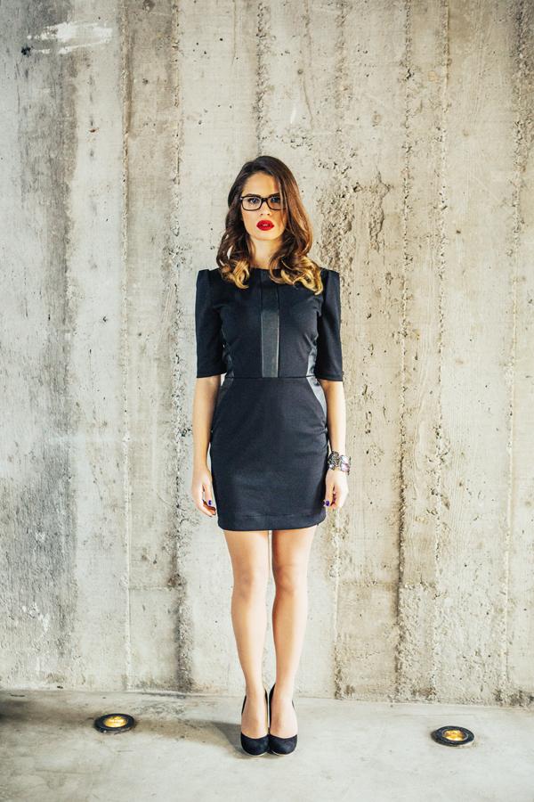 IMG 0058 Modni predlog Wannabe Collection: Haljina za dame sa stavom