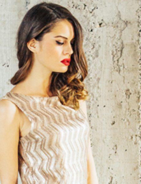 Modni predlog Wannabe Collection: Zlatni trenutak