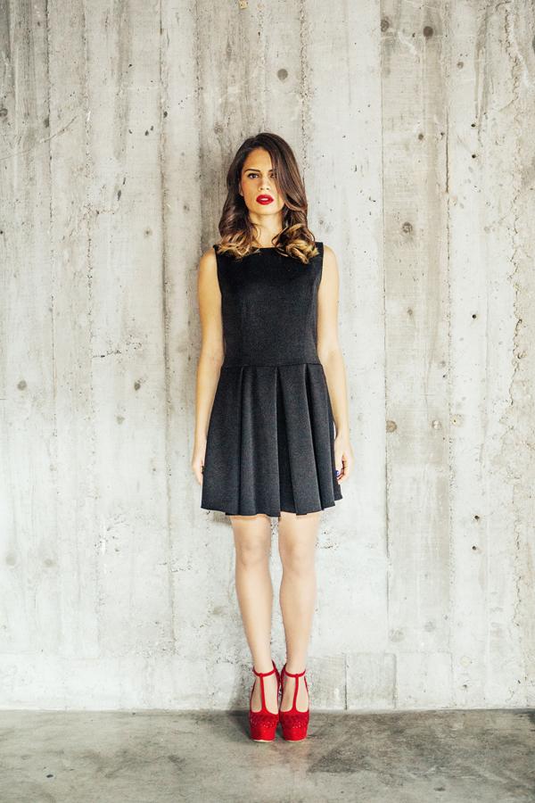 IMG 0159 Modni predlog Wannabe Collection: Nova mala crna haljina