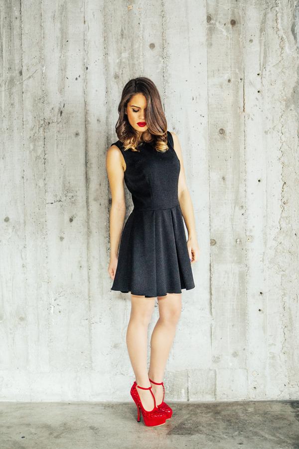 IMG 0163 Modni predlog Wannabe Collection: Nova mala crna haljina