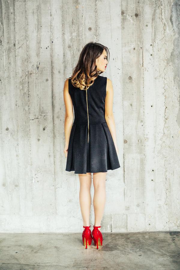 IMG 0166 Modni predlog Wannabe Collection: Nova mala crna haljina