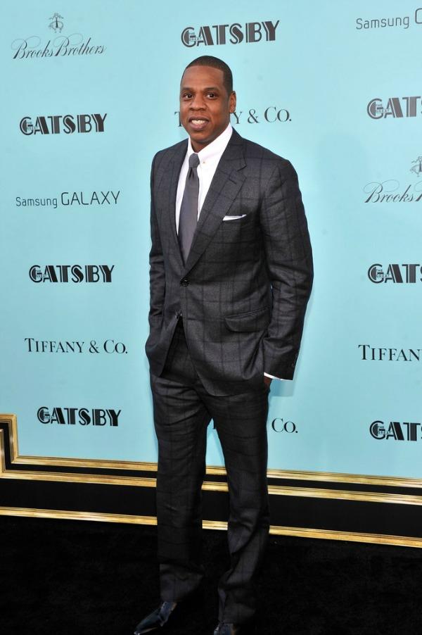 Jay Z 5 Najbolje obučeni muškarci u 2013.