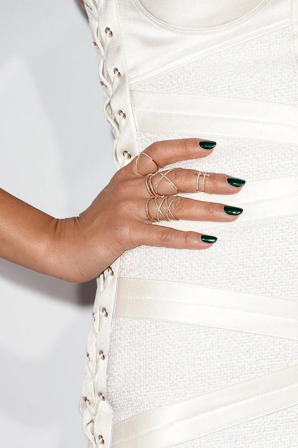 Jessica Alba Golden Globes 2014: Najlepši manikir