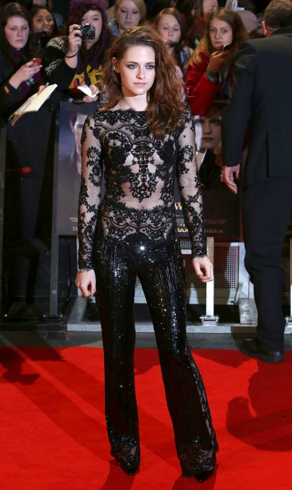 Kristen Stewart 1 10 odevnih kombinacija: Kristen Stewart