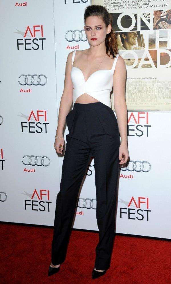 Kristen Stewart 4 10 odevnih kombinacija: Kristen Stewart