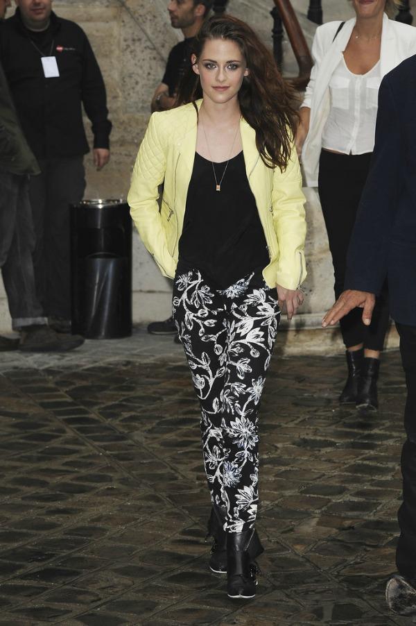 Kristen Stewart 5 10 odevnih kombinacija: Kristen Stewart