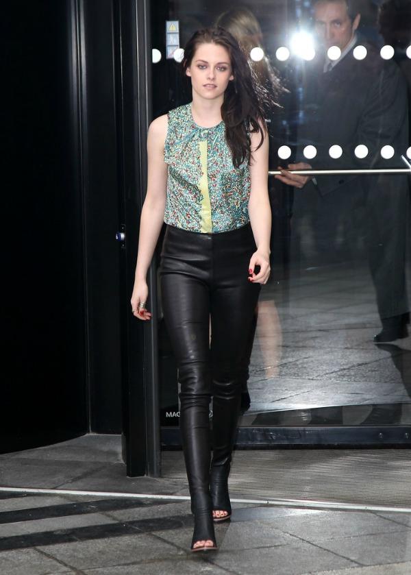 Kristen Stewart 7 10 odevnih kombinacija: Kristen Stewart