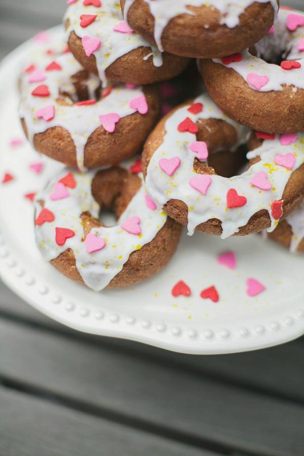 Krofne srca Branč za Dan zaljubljenih: Vodič za devojke