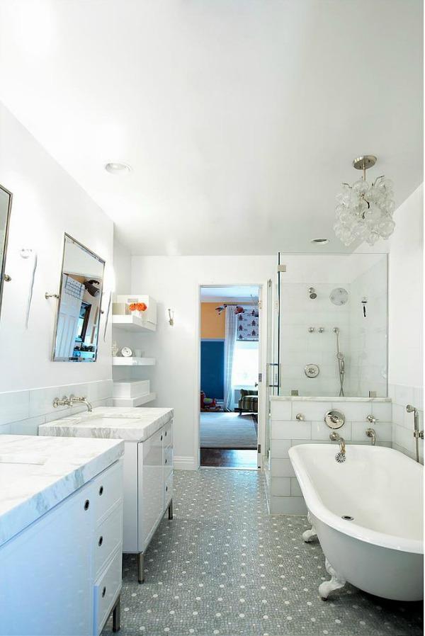 Kupatilo plocice David Koepp: 13 ideja za uređenje koje možete pronaći u kući scenariste