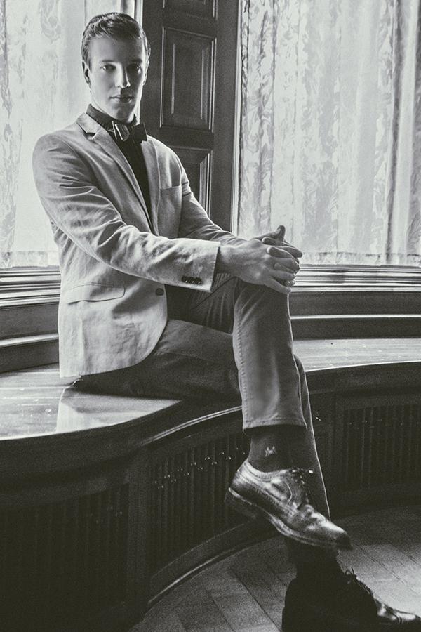 Luke Hunter Taylor Hall OBrien Male Model Scene 03 Male Model Scene: Stil i slava