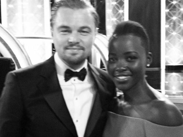 Lupita Nyongo and Leonardo DiCaprio Lupita Nyongo: Zašto se ovih dana šuška o njoj?