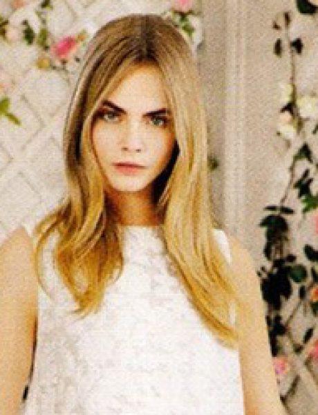 Cara Delevingne ponovo lice modne kuće Mulberry