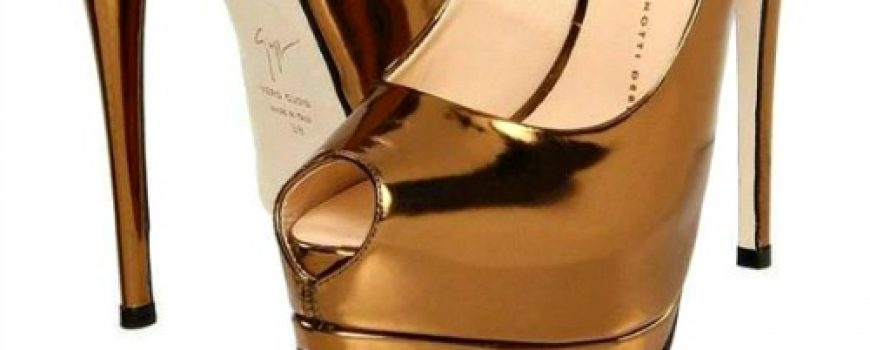 Modna opsesija dana: Cipele Giuseppe Zanotti