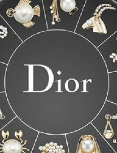 Modni zalogaj: Horoskopska kolekcija ogrlica iz brenda Dior