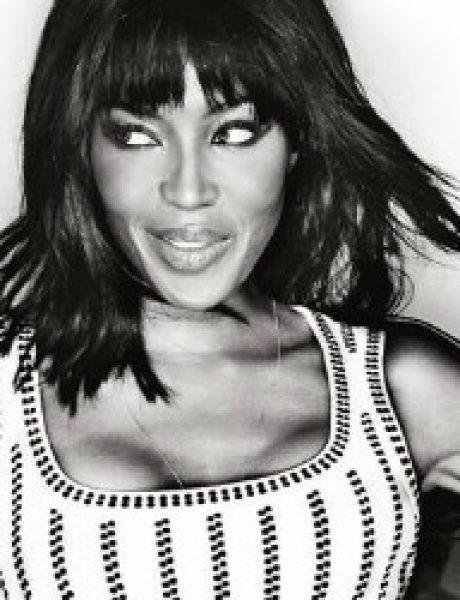"""Modni zalogaj: Naomi Campbell za """"Harper's Bazaar Singapore"""""""